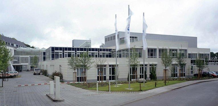 Krankenhaus Bergen